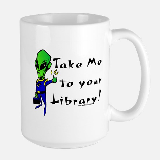 Take Me Large Mug