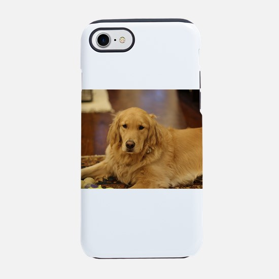 Nala the golden inside the hou iPhone 7 Tough Case