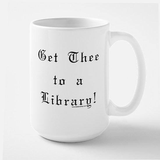 Get Thee Large Mug