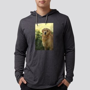 golden retriever n Long Sleeve T-Shirt