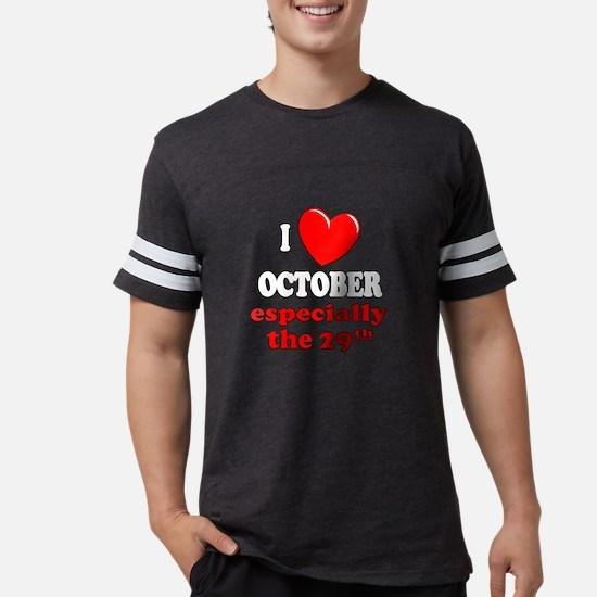 October 29th T-Shirt