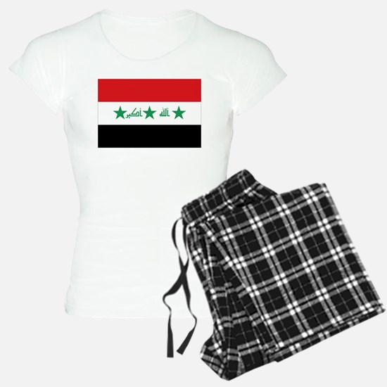 Flag of Iraq Pajamas