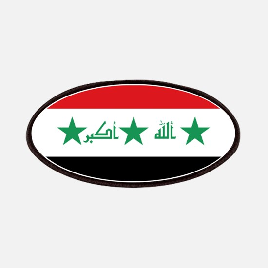 Flag of Iraq Patches