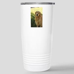 golden retriever n Mugs