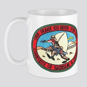 Iraq 100 Hour Fun Run Mug