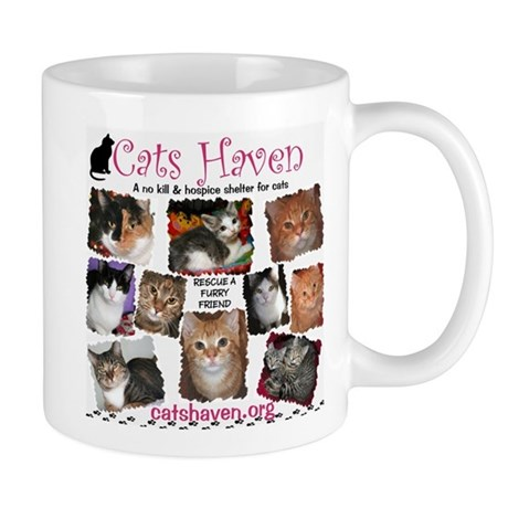 Cats Haven Design 2 Mug