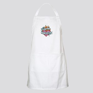 BBQ Apron - Heart Tattoo
