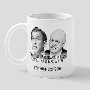 Our National Nightmare is Ove Mug