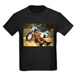 Big Biker Joe Kids Dark T-Shirt