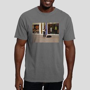 Organ Grinder Mens Comfort Colors Shirt