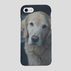 Nala the golden up close iPhone 7 Tough Case