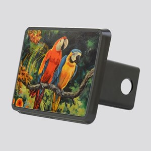 Parrots Rectangular Hitch Cover