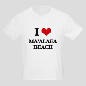 I Love Ma'Alaea Beach T-Shirt