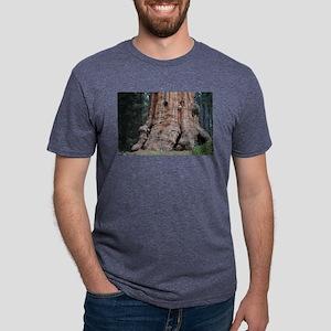 Giant Sequoia Mens Tri-blend T-Shirt