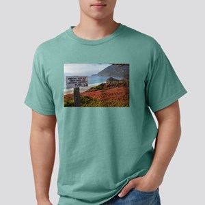 Private Coastline Mens Comfort Colors Shirt