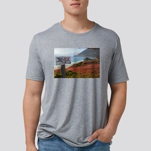 Private Coastline Mens Tri-blend T-Shirt