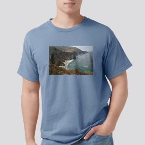 Coastline Mens Comfort Colors Shirt