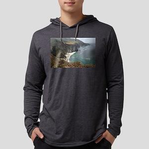 Coastline Mens Hooded Shirt