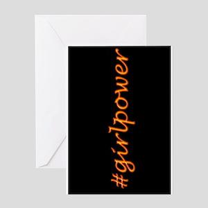GirlPower Journal Greeting Cards