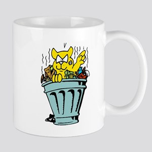 Garbage Cat Mugs