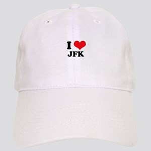 I Love JFK Cap