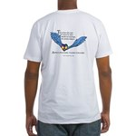 Autism is Treatable Fitted T-Shirt