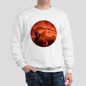 Southwest Kokopelli Sweatshirt
