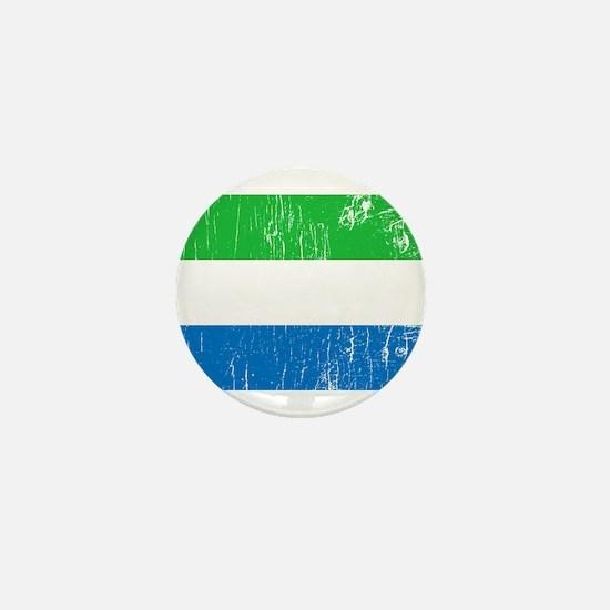 Vintage Sierra Leone Mini Button