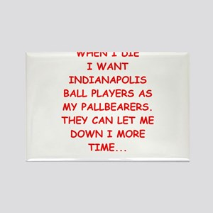 indianapolis sports Magnets