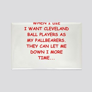 cleveland sports Magnets