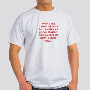 detroit sports joke T-Shirt