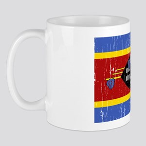 Vintage Swaziland Mug
