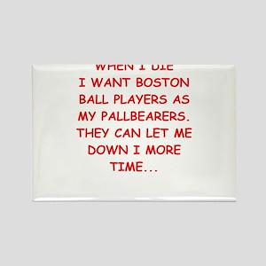 boston sports Magnets