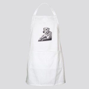 Yellow Lab Apron