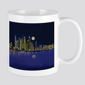 Reflection of city Mug