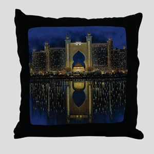The reflection 2  Throw Pillow