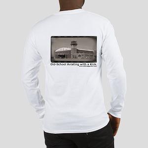 Taildraggers, Inc. Long Sleeve T-Shirt