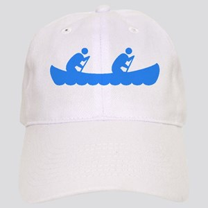 Blue Canoe Hats - CafePress 98e2f685f1b0