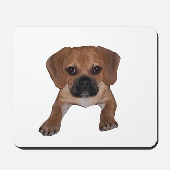 Just puggle Mousepad