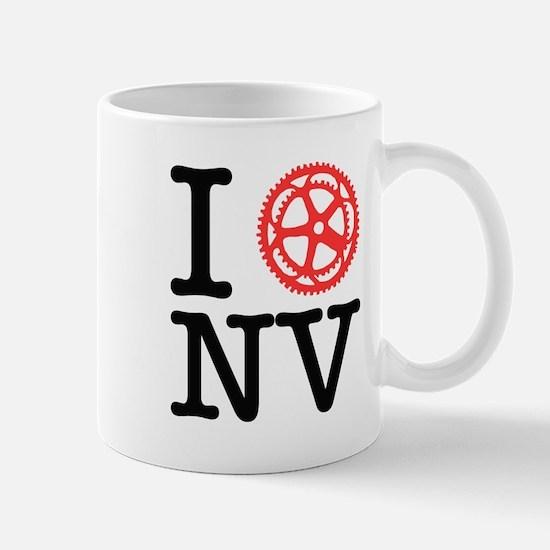 I Bike NV Mug