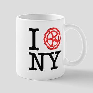 I Bike NY Mug