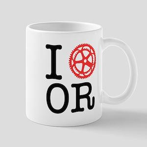 I Bike OR Mug