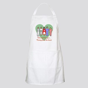 Caring From The Heart BBQ Apron