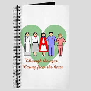 Caring From The Heart Journal