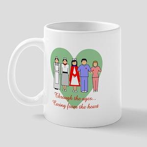 Caring From The Heart Mug