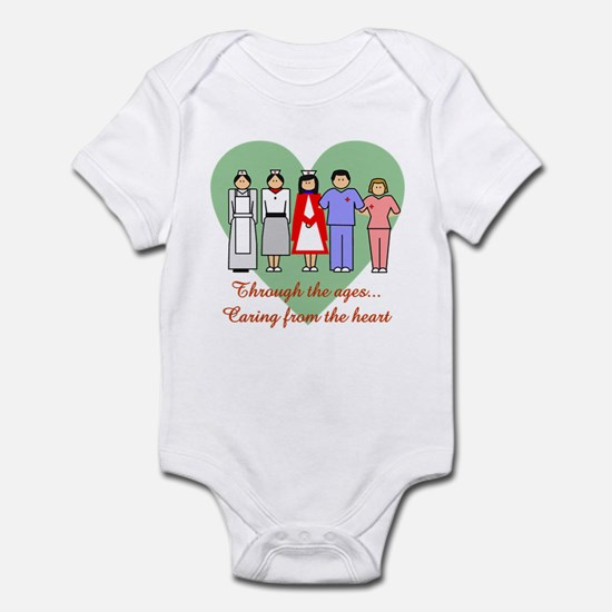 Caring From The Heart Infant Bodysuit