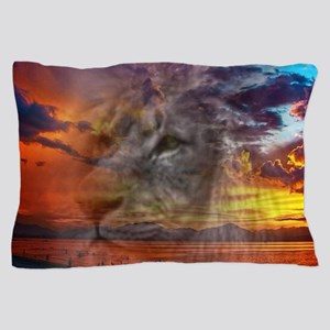 Magic Animals THE LION Pillow Case