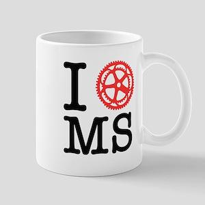 I Bike MS Mug