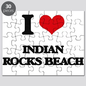 I Love Indian Rocks Beach Puzzle