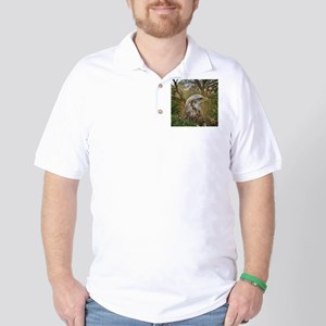 Magic Animals HAWK Golf Shirt